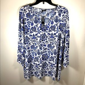 New Directions Blouse Size Large